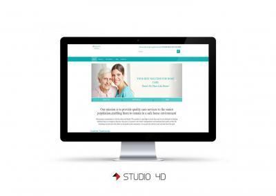 Parduotuvių kūrimas Home Care Solutions