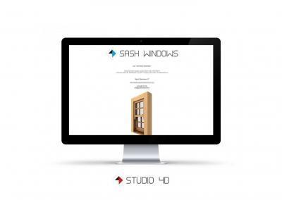 Svetainių kūrimas Sash Windows