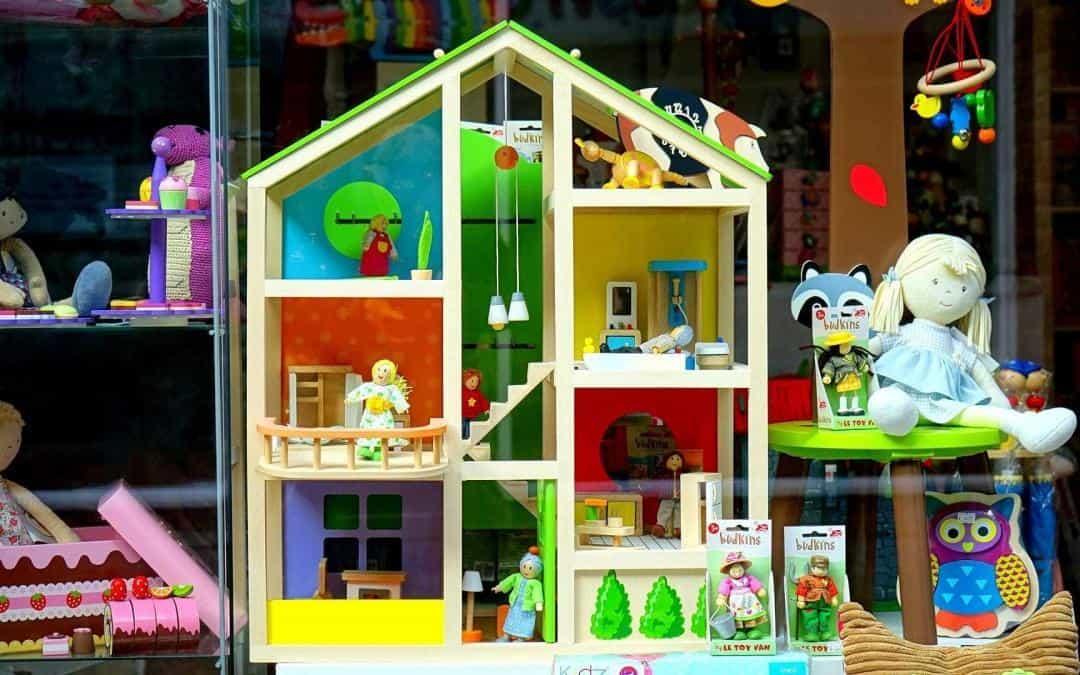 Internetinės parduotuvės vaikams, parduotuvių kūrimas