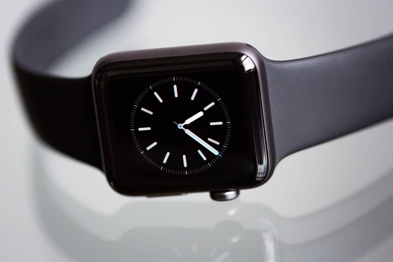 Išmaniųjų laikrodžių aplikacijų kūrimas