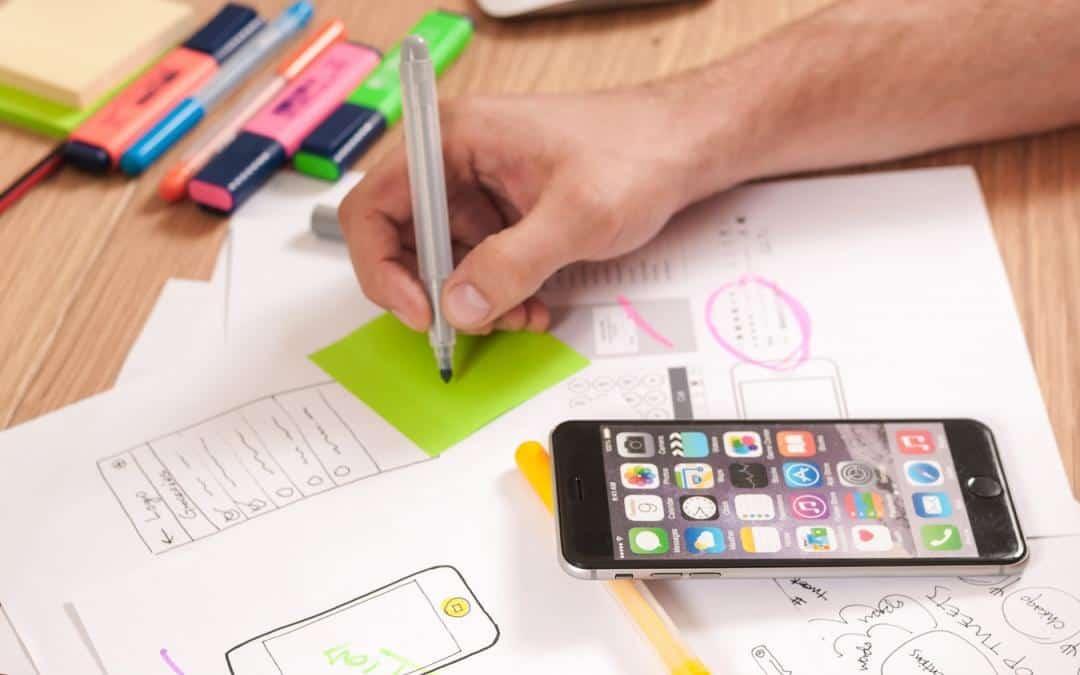 UI UX dizainas | SEO