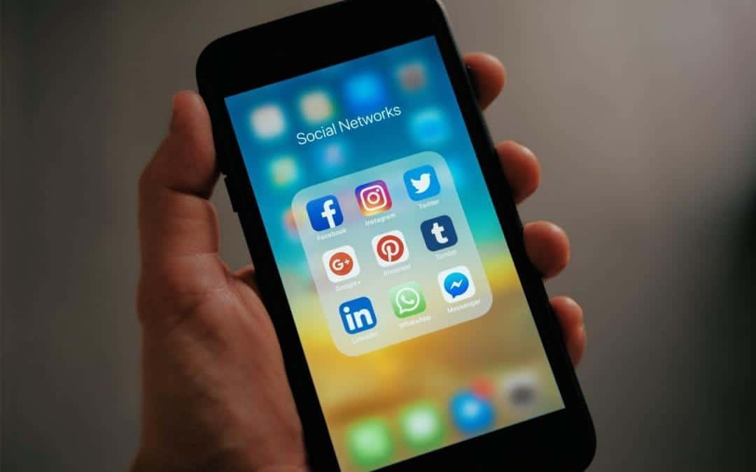 internetines parduotuves dizainas socialine medija