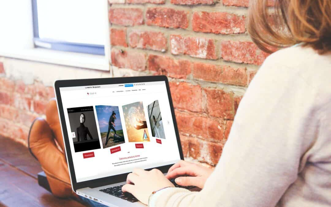 Internetinių parduotuvių kūrimas – Studija 4D